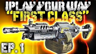 "CREATE-A-CLASS FOR ME! - ""iPlay Your Way"" is Back for Black Ops 3!"