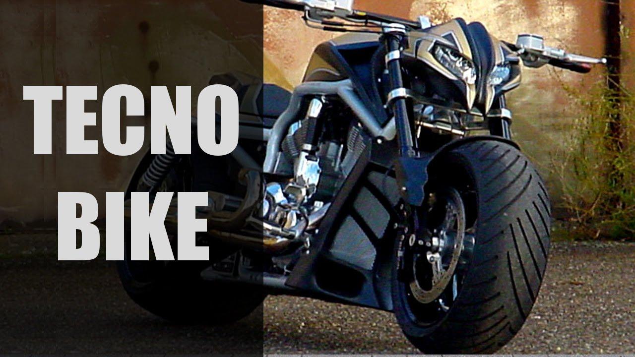 "Street Fighter Motorcycle >> Harley-Davidson V-Rod ""StreetFighter"" by Tecno-Bike ..."