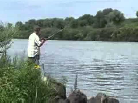 рыбалка на качалино