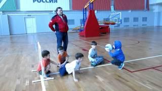 Тренировка игра ручной мяч Гандбол