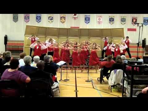 Marshall High School Show Choir - Jai Ho