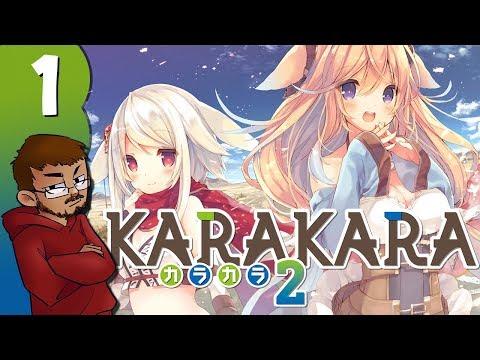 Let's Play | KARAKARA 2 - Part 1 - I'm a Hot Commodity
