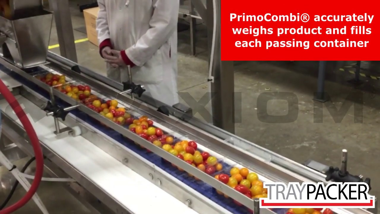 produce, fruit and vegetable packaging machine solutions