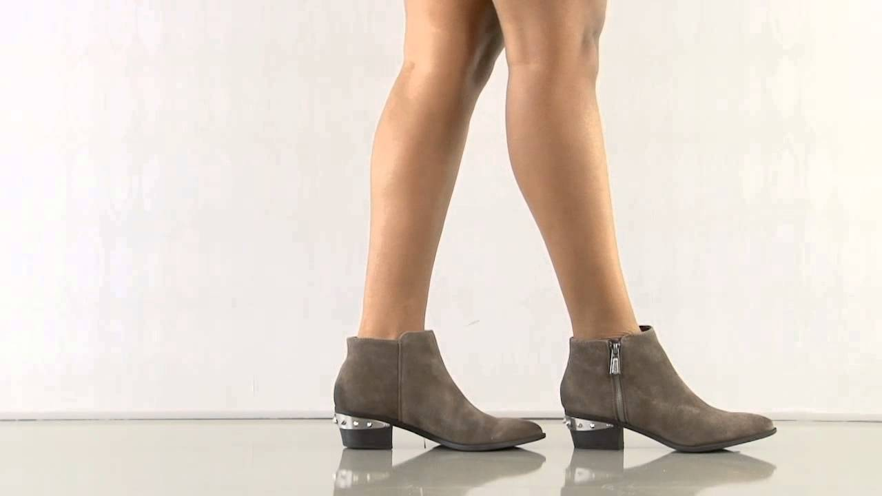 123c4f87ac831 Holt in Ash Suede Circus by Sam Edelman - YouTube