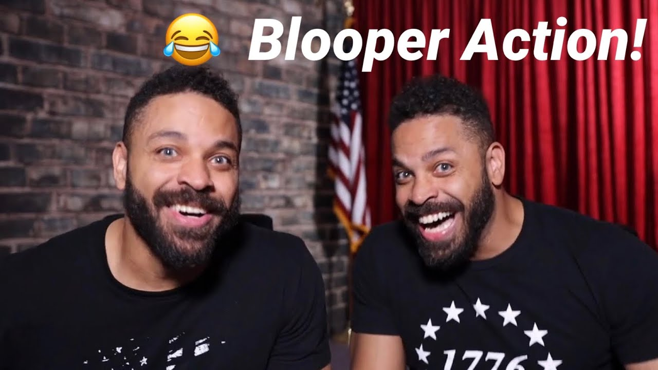 Hodgetwins Blooper Action!