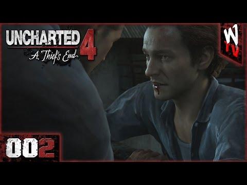 UNCHARTED 4 [002] - Tödlicher Gefängnisausbruch | Let´s Play Uncharted 4 [Deutsch]