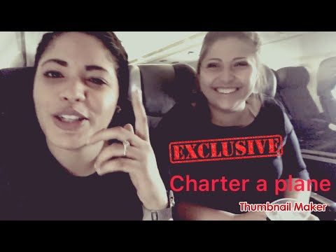 Flight attendant life- What is a charter flight?