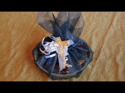 Easy Craft | Gift Wrapping Ideas | Chocolate Packing