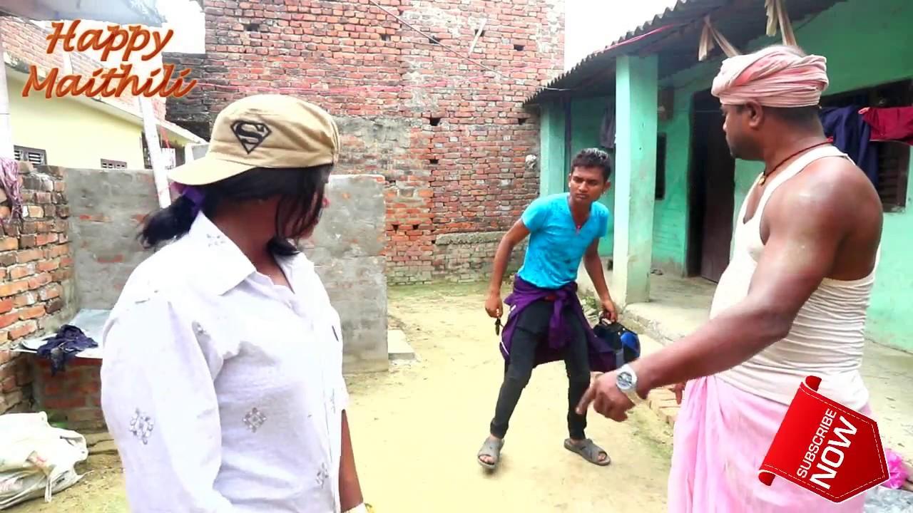 ढीटगर कनिया । मैथिलि कॉमेडी विडियो । Maithili Comedy Video ।