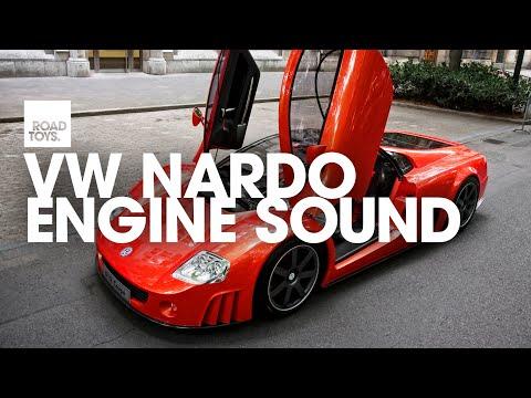 VW Nardo W12 - engine sound