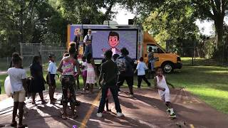 Metro City Kids Get The Wiggles Out