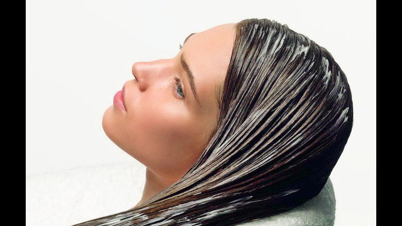 Маска для питания волос- питание и укрепление тонких волос