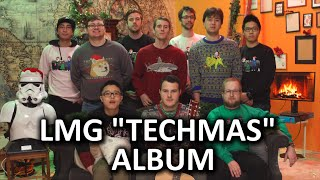 Linus Media Group Christmas Album Promotional Video