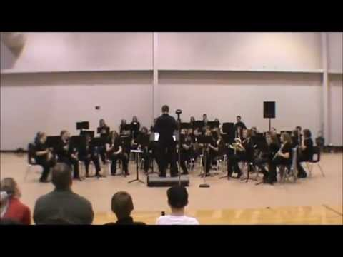 Sonoraville Middle School Band Concert HD