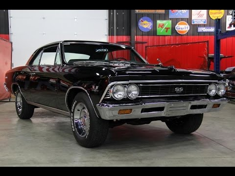 1966 Chevrolet Chevelle SS396 For Sale