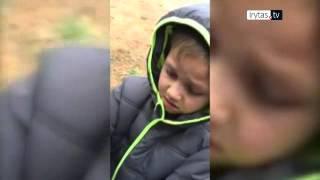 Berniuko ašaros vėl išvydus savo dingusį šunį sugraudins