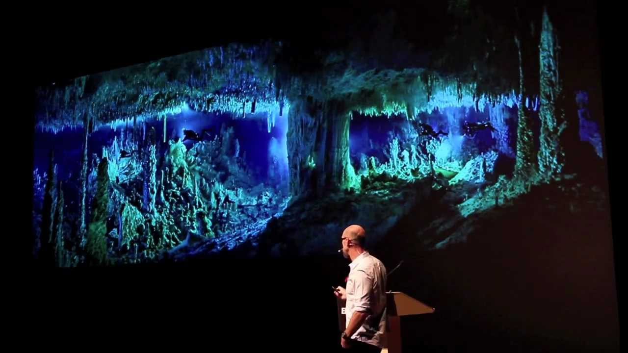extreme cave diving The underwater caves are known in diving circles as the grand canyon for their  stunning views, extreme depth and remote location.