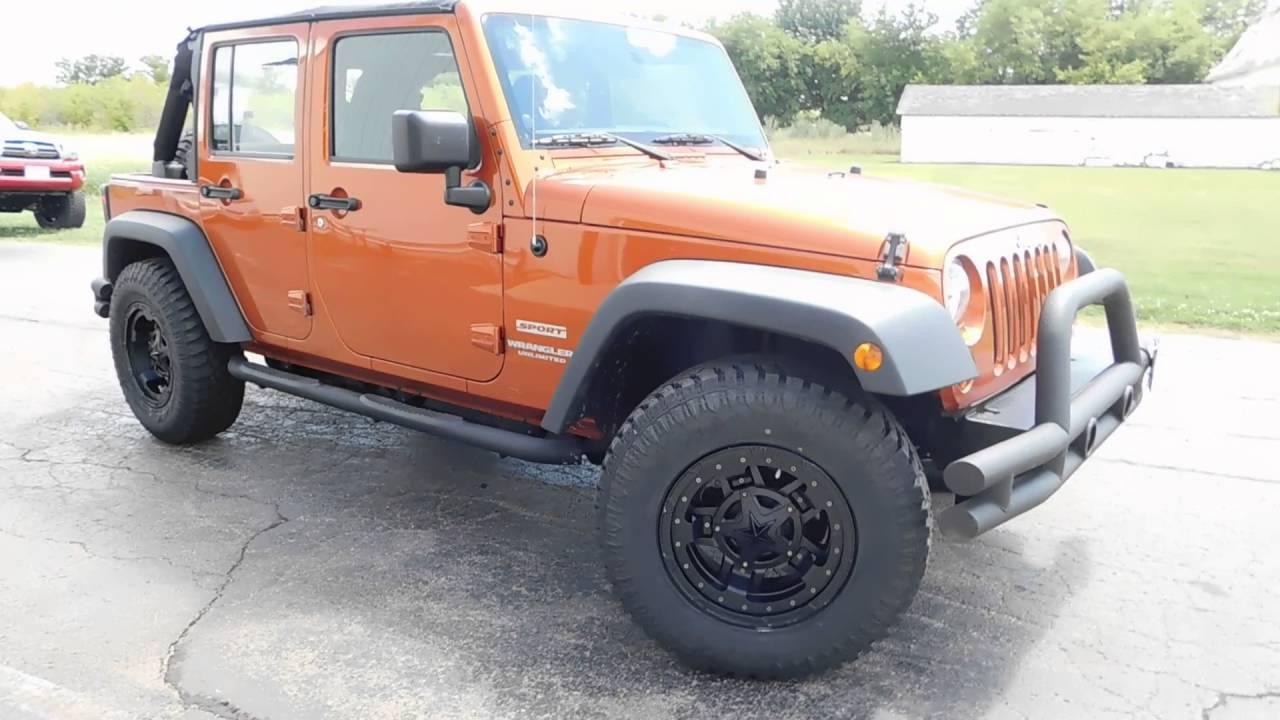 Jeep Jk 3. Tires >> 2011 Jeep Wrangler W Xd Series Rockstar 3 Iii Wheels Atturo Trail