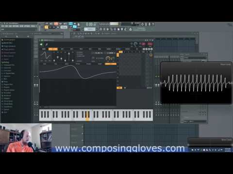 Sytrus From The Ground Up 3 - Waveform Morphing and Operators