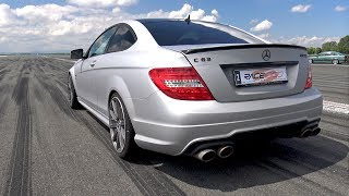 1080HP GAD Motors Mercedes-Benz C63 AMG Coupe