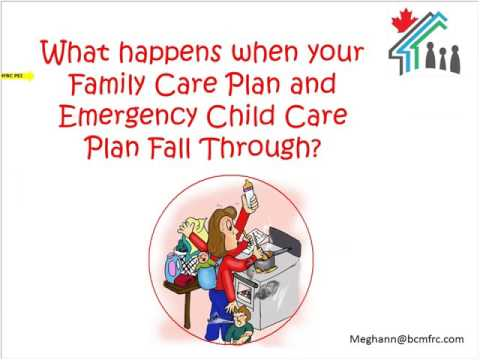 Family Care Plan Information Session Recording