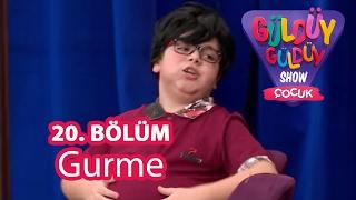 Güldüy Güldüy Çocuk Show 20. Bölüm, Gurme Skeci