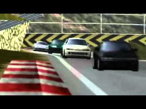 Gran Turismo 1  Opening Jap  Psx  Moon Over The Castle HQ