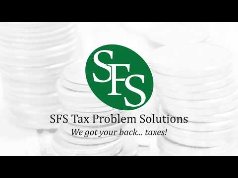 Home - SFS Tax & Accounting Services