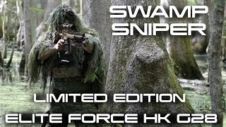 Airsoft Sniper HK G28 Limited Edition Elite Force First Look