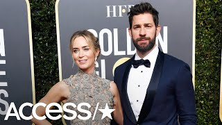 2019 Golden Globes: Red Carpet Couples