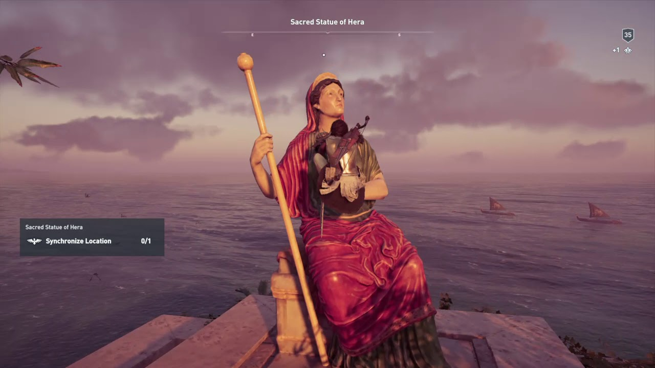 Assassin S Creed Odyssey Playthrough Part 73 Samos Side Activities Youtube