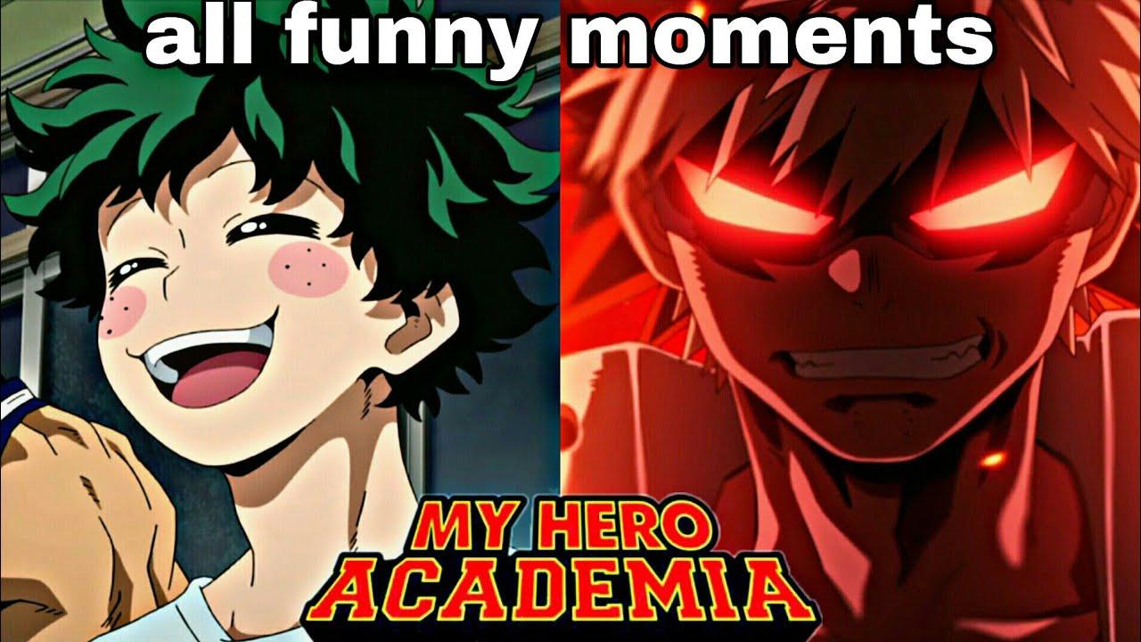 Download Heroes Rising Funny Moments | My Hero Academia Heroes Rising (English Sub)