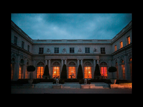 Rosecliff Mansion Wedding, Newport, Rhode Island