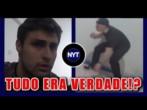 FARSA Rezendeevil mostra o invasor sendo PRESO isso é verdade ou encenação?