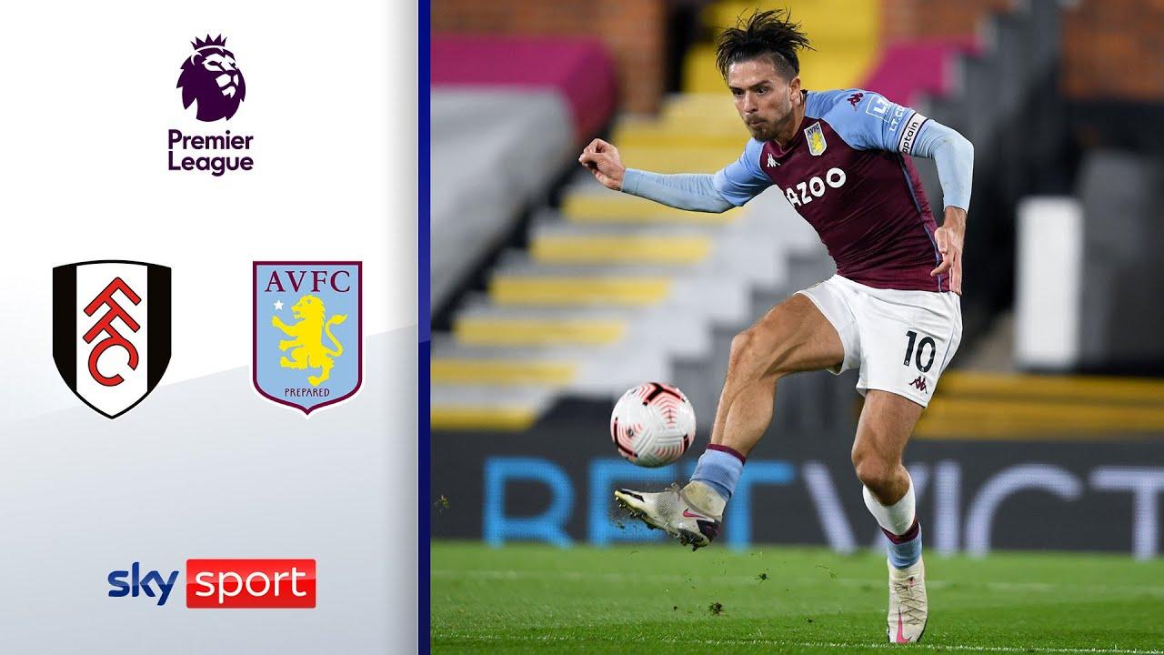 Grealish & Co. siegen souverän | FC Fulham - Aston Villa 0:3 | Highlights - Premier League 2020/21