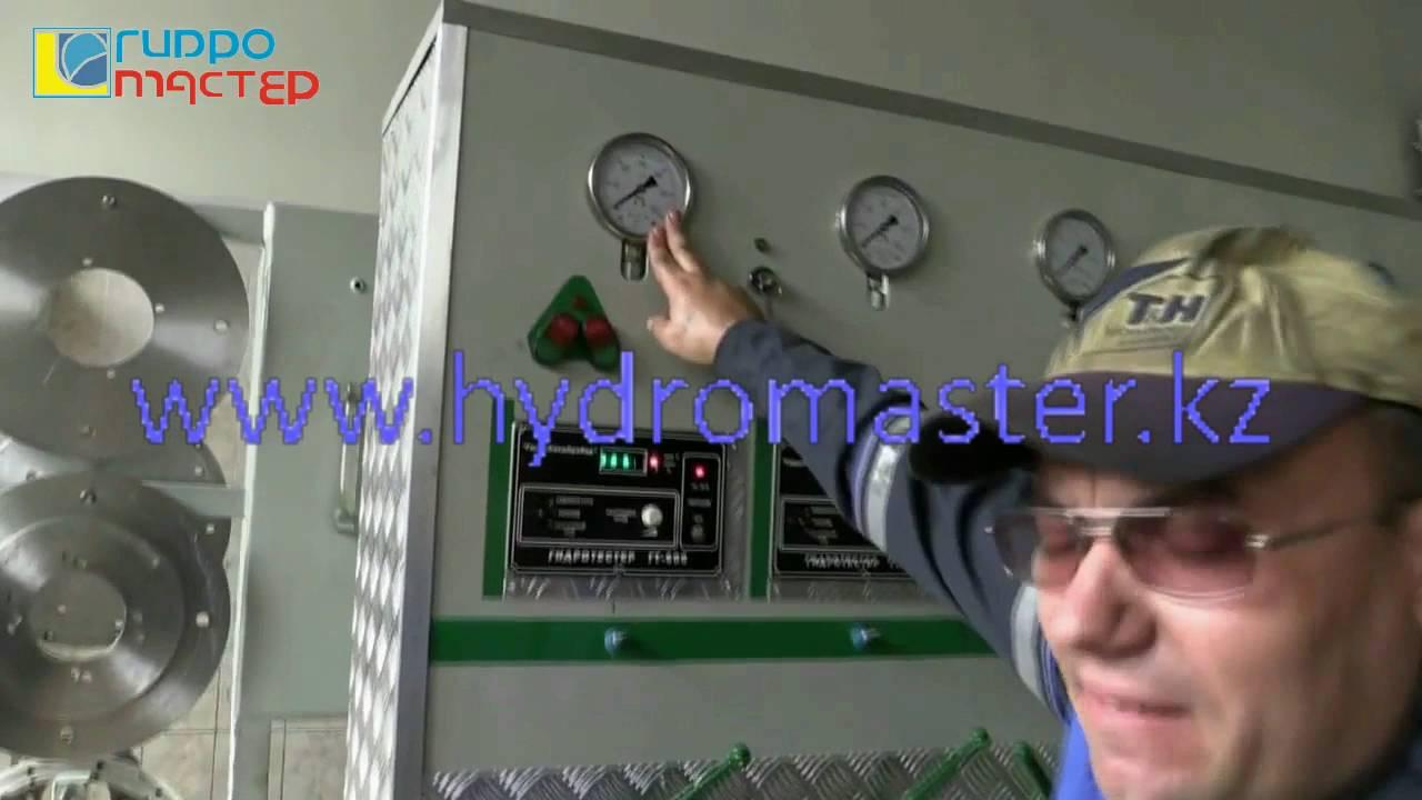 Установка и проверка гидронасоса минипогрузчика Bobcat