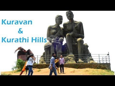 A cute hillocks for a one day family Trip -  Kuravan kurathi hills - Ramakkalmedu