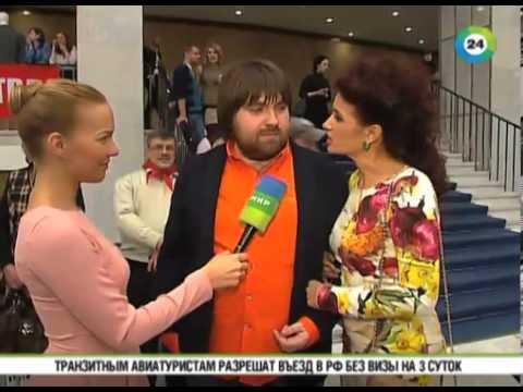 В Москве вручили «Серебряную калошу»