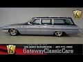 1962 Buick Invicta Wagon Gateway Classic Cars Orlando #649