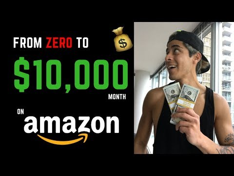 From ZERO to $10k Selling on Amazon {45 Day Challenge} | How to Sell on Amazon (Part 1 Fundamentals)