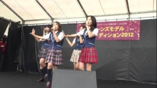 長女・松尾寧夏 次女・赤谷玲菜 三女・奥澤レイナ 四女・愛来.