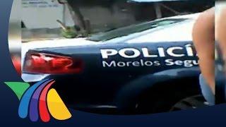 Difunden abuso policial en Morelos | Noticias de Morelos