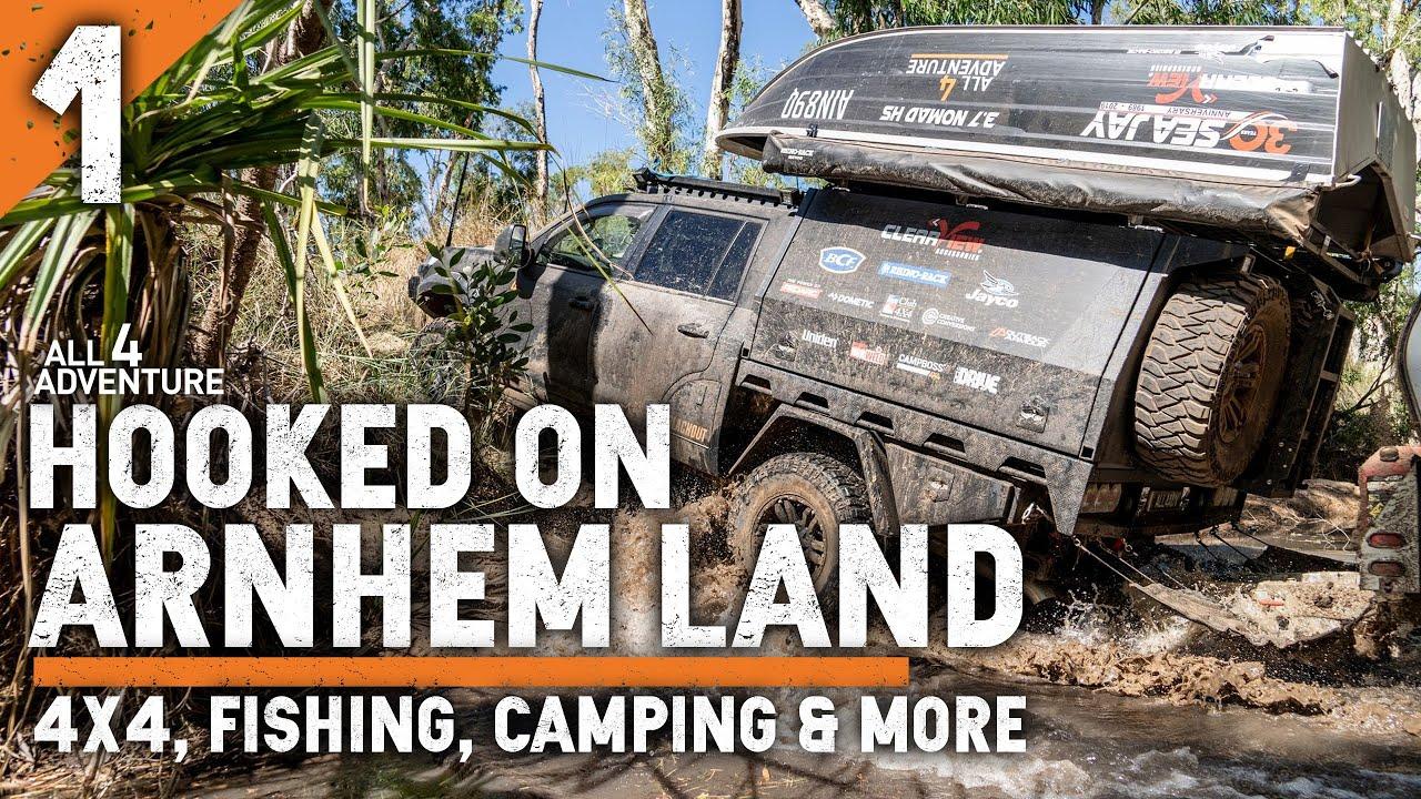 Download 🔥Full-length 4X4 ADVENTURE — Exploring Arnhem Land (Northern Territory, Australia) (Part 1 of 2)