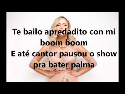 Claudia Leitte - Baldin de gelo Letra