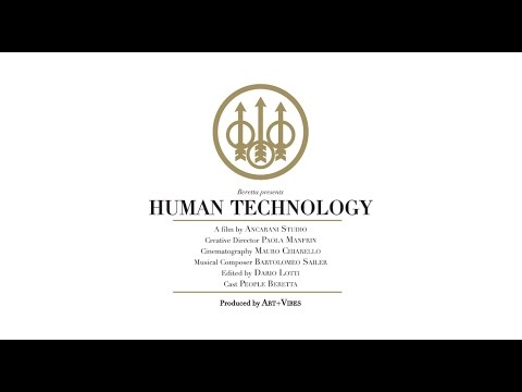 Beretta present: Human Technology