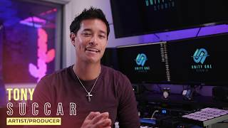 Tony Succar on iRig Stream streaming audio interface