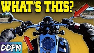 So Many Buttons! Motorcycle Controls Overview