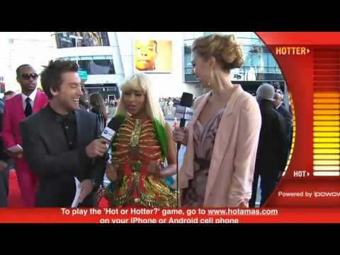 Download 2010 Red Carpet Interview (American Music Awards)