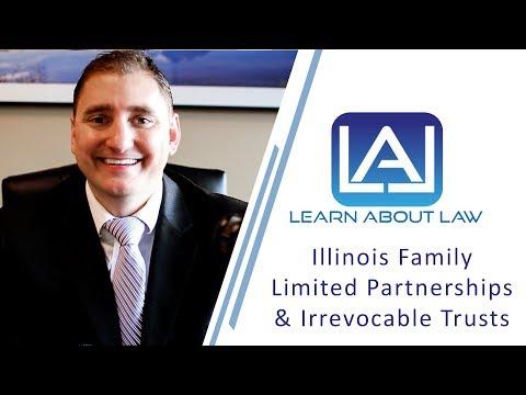 Illinois Family Limited Partnerships & Irrevocable Trusts