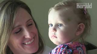Baby girl seeks bone marrow transplant for rare condition